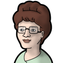 hill, peggy icon