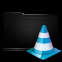 black,folder,project icon