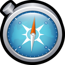 chrome, safari, mac, browser, apple, compass icon