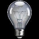 power, idea, light bulb icon