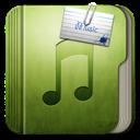 Folder Music Folder icon