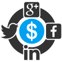 group, facebook, meeting, social networks, linkedin, twitter, smo icon