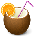 Cocktail, Colada, Pina icon