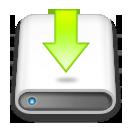 drive, downloads icon