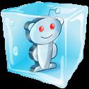 Ice, Reddit icon