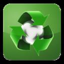 recyclebin,empty icon