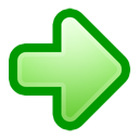 next, forward, right, correct, arrow, yes, ok icon