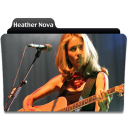 heather, nova, artist icon