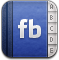 Alt, Facebook icon