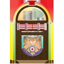 jukebox, music icon