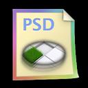 Files, Psd icon