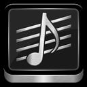 Metallic, Music icon