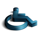 3d, Accessiblitity, Help icon