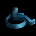 3d, Accessiblitity, Help icon