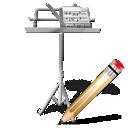 Mydocuments, Write icon