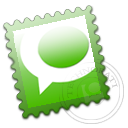 technorati,stamp,postage icon