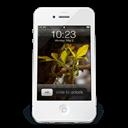 Iphone, Wallpaper, White icon