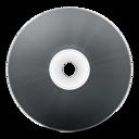 cd,noir,disc icon