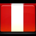 peru, flag icon