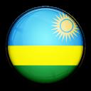 flag, rwanda, country icon