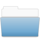 folder drag accept icon