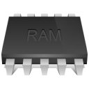 drive, memory, mem, chip, ram, hardware icon