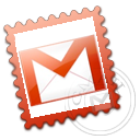 postage, stamp, gmail icon