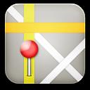 maps pin icon