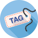 tag, label, badge, achievement icon
