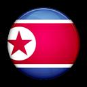 Flag, Korea, North, Of icon