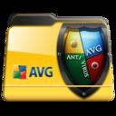 avg,folder icon