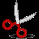 write, cut, edit, writing icon