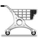 shopping cart, ecommerce icon