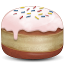 Berliner, Frosting icon