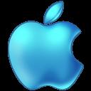 Apple Blue icon