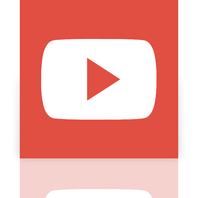 mirror, youtube icon