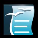 writer, open, office icon