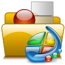 plus, add, objectdock, folder icon
