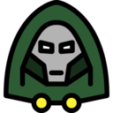 dr doom icon