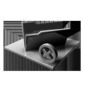 folder,empty,deleteblocked icon