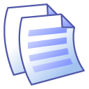 document, file, text, paper icon