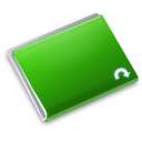 folder,drop,box icon