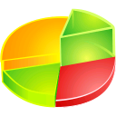 diagram, pie icon