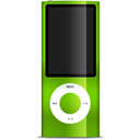 Green, Ipod, Nano icon