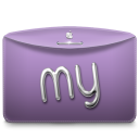 Folder Text My icon