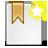 gnome, new, bookmark, 48 icon