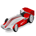 vehicle, automobile, single, car, formula 1, transportation, seater, transport, racing, sport icon