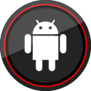 android, media, logo, social icon