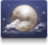 weather,night icon