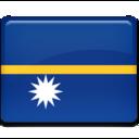 nauru,flag,country icon